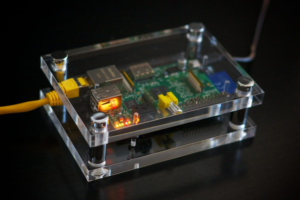 Raspberry Pi Boxed