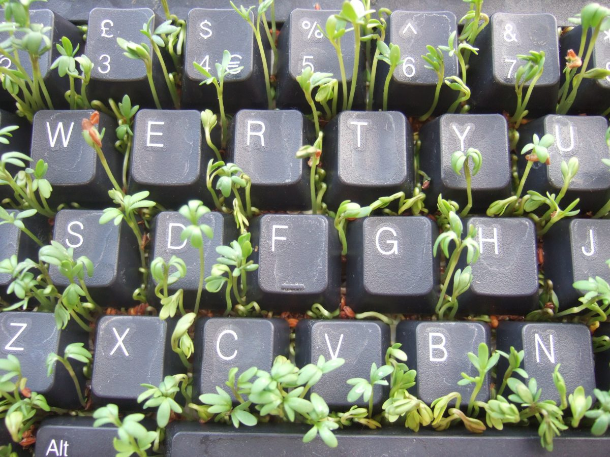 cress keyboard