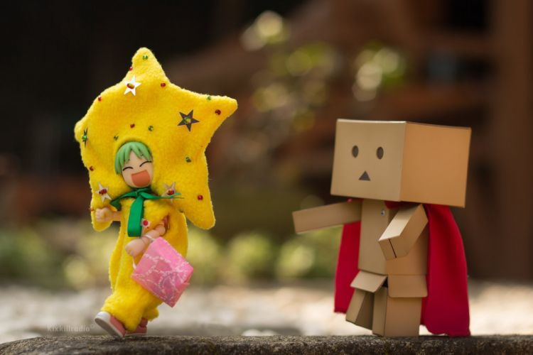 Yotsuba and Danbo:Trick or Treat on Halloween