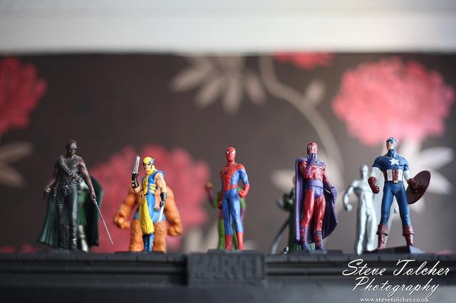 Superhero's ..... (198/365)