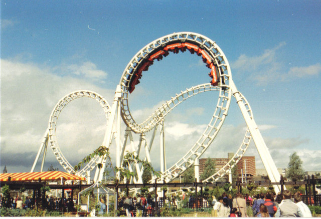 Coca-Cola Thrill Ride