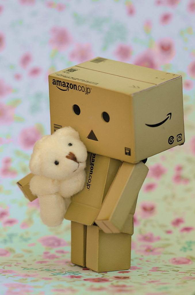 danbo and teddy