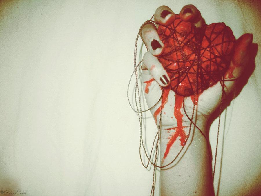 strings of a broken heart