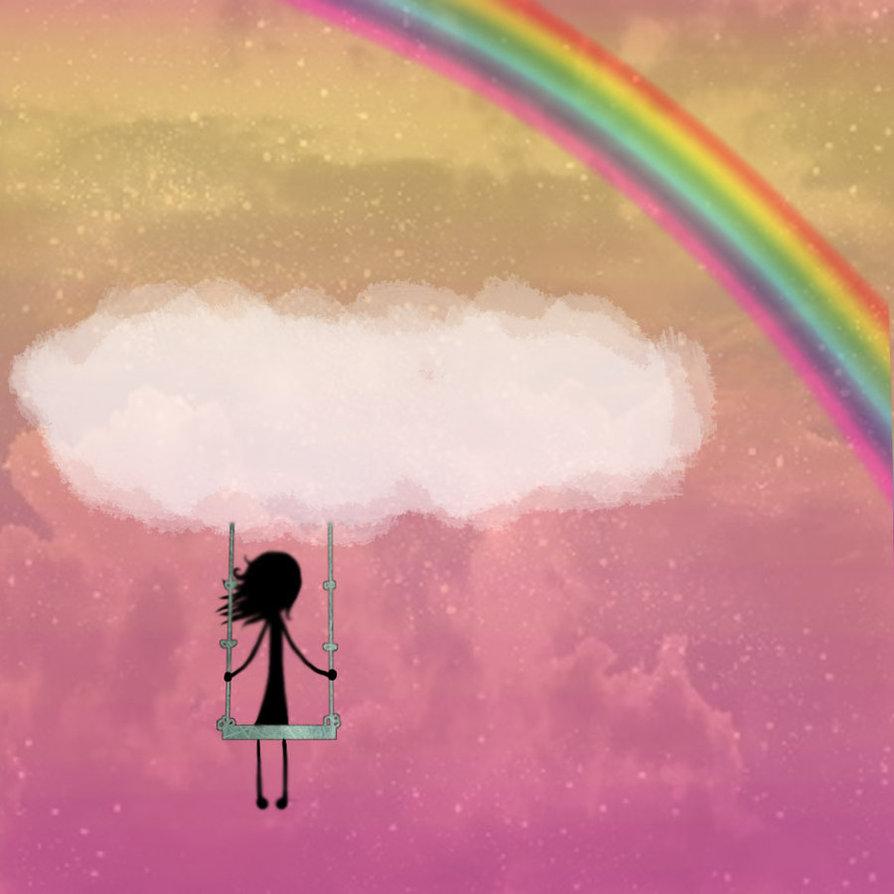 swing in the sky