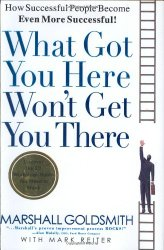 what got you here won't get you there book cover
